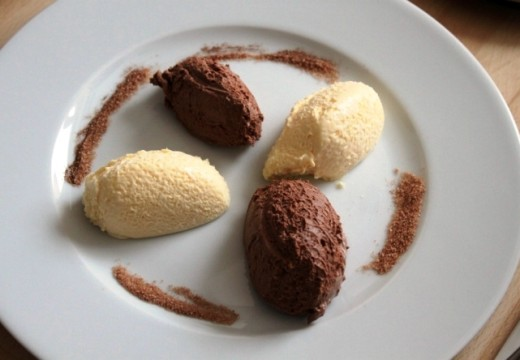 Dessert facile au chocolat