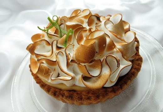 Dessert facile meringue