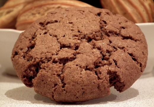 Biscuits à la cuillère au chocolat