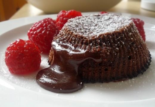 Recette facile : Fondant au chocolat