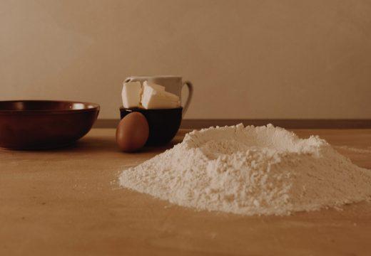 Quelle farine utiliser pour faire des gâteaux ?